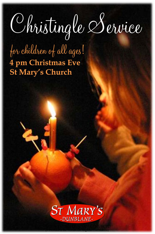 Christingle_Posterng