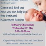 Perinatal-Awareness-Session