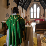 Nerys in Church